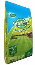 Gro-Sure Multi Purpose Lawn Seed 300m²