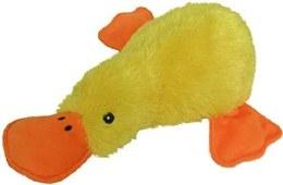 Lazy Bones Squeaky Platypus