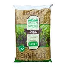 Living Green Organic Wormcast Compost 40 Litre