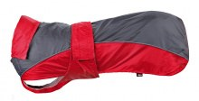 Lorient Raincoat Medium Red Grey 50cm