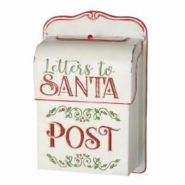 Christmas Letters To Santa Post Box