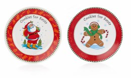 Christmas Cookie Plate 20cm