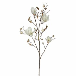 Artificial Magnolia Cream 75cm