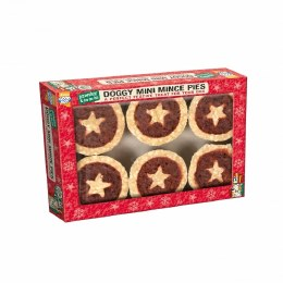 Mini Doggy Mince Pies 50mm 6 Pack
