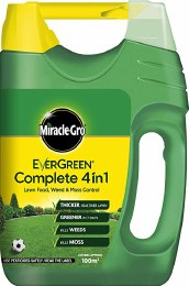Miracle Gro Evergreen Complete Spread 100m²