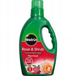 Miracle-Gro Rose and Shrub Concentrated Liquid Plant Food 1 litre
