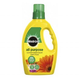 Miracle-Gro All Purpose Liquid Plant Food Concentrate 1litre