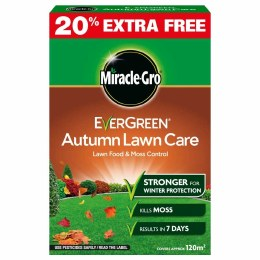 Miracle-Gro Evergreen Autumn Lawn Care 100m2