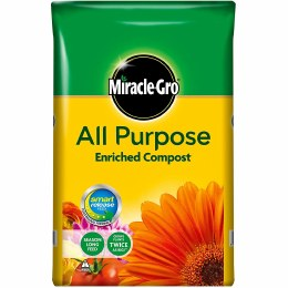 Mracle Gro All Purpose Enriched Compost - 40 L