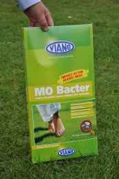Mo Bacter - Organic Moss Killer For Lawns - Viano - 10kg bag 100sqm