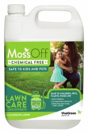 Mossoff Lawn Care Chemical Free Concentrate 2 Litre