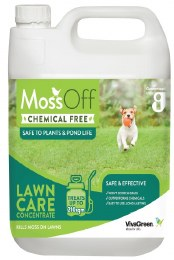 Mossoff Lawn Care Chemical Free Concentrate 5 Litre