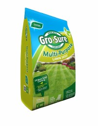 Gro-Sure Multi Purpose Lawn Seed 120m²