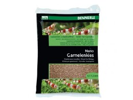 Dennerle Nano Gravel For Shrimps - Borneo Brown