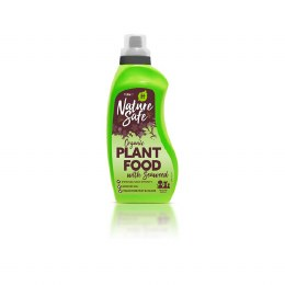 Nature Safe Organic Plant and Seaweed 1L