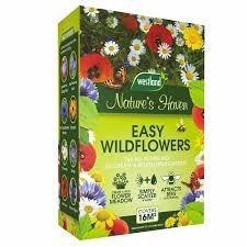 Bee Friendly - Natures Haven Easy Wildflower Mix 4kg