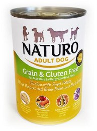 Naturo Adult Free From Range Chicken 390g