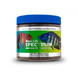 New Life Spectrum Medium Fish Formula 250g