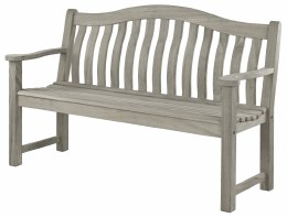 Old England Grey Painted Turnberry 5ft Bench