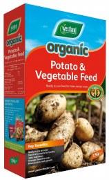 ORGANIC POTATO & VEGETABLE FEED 1.5KG