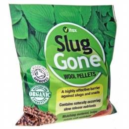 Organic Slug Control Wool Pellets 1 Litre