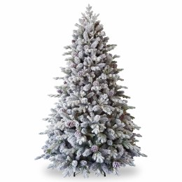 Snowy Dorchester 7.5ft Feel Real Artificial Christmas Tree