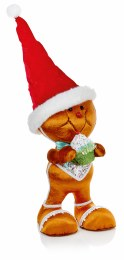 Christmas Plush Gingerbread Man 59x26cm