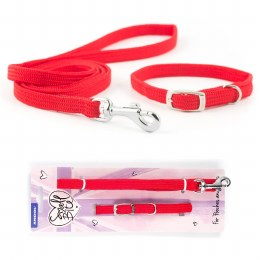 Ancol Red Puppy Collar & Lead Set