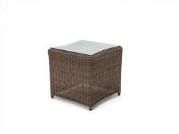 Palma Side Table 45 x 45cm Rattan Weave