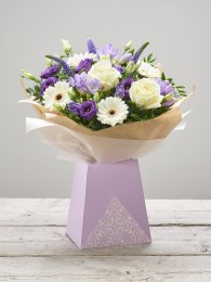 Parma Violet New Baby Gift Box Plus