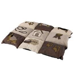 Patchwork Blanket 55x40cm