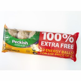 Peckish Complete Energy Balls 6+6 free