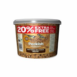 Peckish Natural Balance Seed Mix Tub 6kg