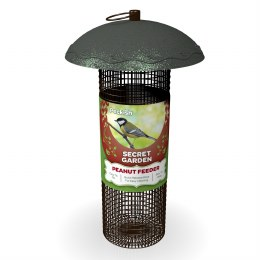 Peckish Secret Garden Peanut Feeder