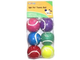 Playtime Tennis Balls 6 pack