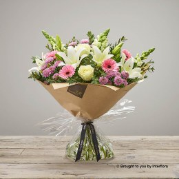 Pure Pastels Hand-tied Large