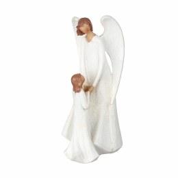 Angels Holding Hands Ceramic 12x22cm