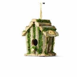Tom Chambers Square Log Hut