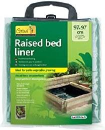 Gardman Grow It Raised Bed Liner