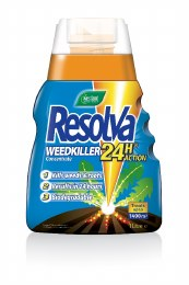 Resolva 24hr Concentrate Weedkiller 1ltr