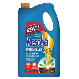 Resolva Weedkiller 24H Ready To Use Powerpump Refill