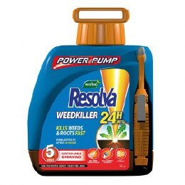 Resolva Weedkiller 24H Ready To Use Powerpump