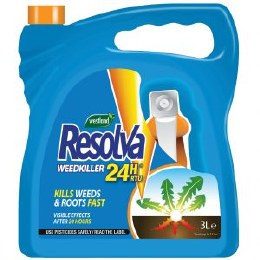 Resolva Weedkiller 24H Ready To Use 3L