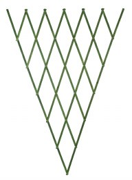 Riveted Fan Trellis Green 1.8 x 0.9m