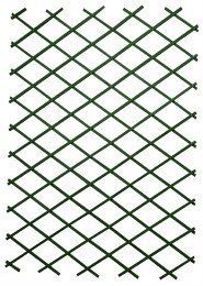 Riveted Trellis Green 1.8 x 0.9m