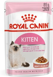 Royal Canin Instinctive in Jelly Adult Cat Food Pouch 85g