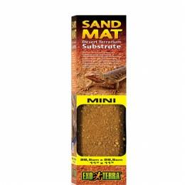 """Exo Terra Sand Mat, Mini, L28.5 x W28.5cm (11.2 x 11.2"""")"""