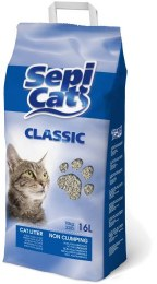 Sepicat Natural Cat Litter 30 Litre