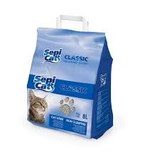 Sepicat Natural Cat Litter 8 Litre