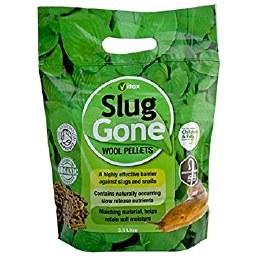 Organic Slug Control Wool Pellets 3.5 Litre
